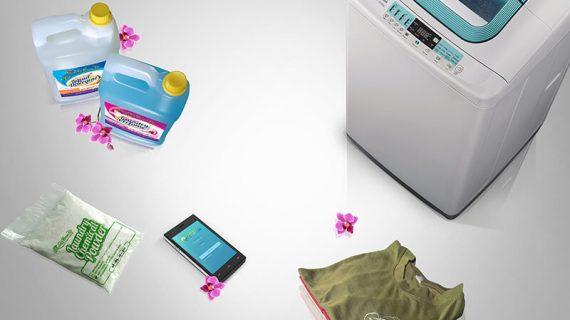 paketu usaha laundry profesional